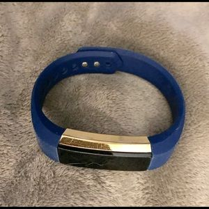 Fitbit Alta Gold Series Activity Tracker ~Small